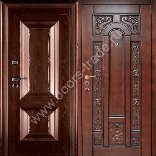 каталог уличных дверей стальных