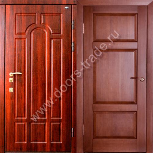 входные двери на метро домодедовская